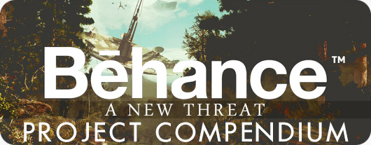A New Threat - Project Compendium On Behance