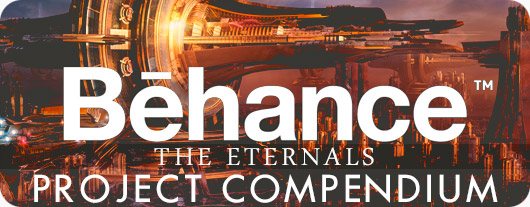 The Eternals - Project Compendium On Behance